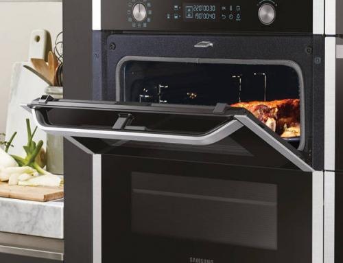 Quattro forno in uno? Da oggi questo è possibile grazie al forno Dual Cook Flex™ di Samsung