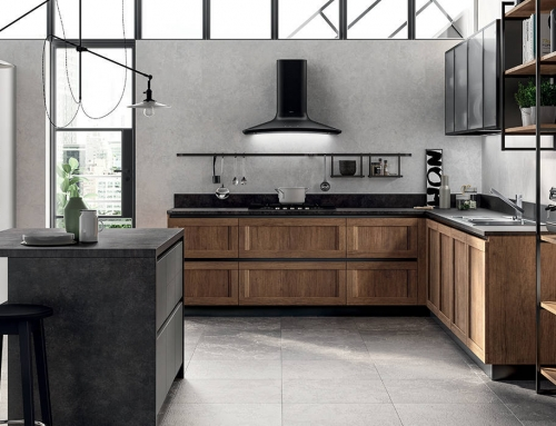 Evolution: la cucina in trasformazione