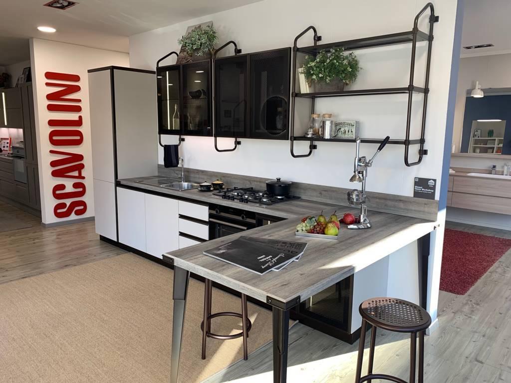 Cucina Scavolini in esposizione scontata al 50 ...