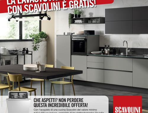 SCAVOLINI #promogrunding